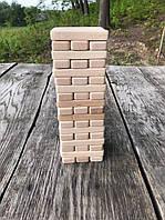Гра настільна Дженга – 90x90x250мм (54 бруска)