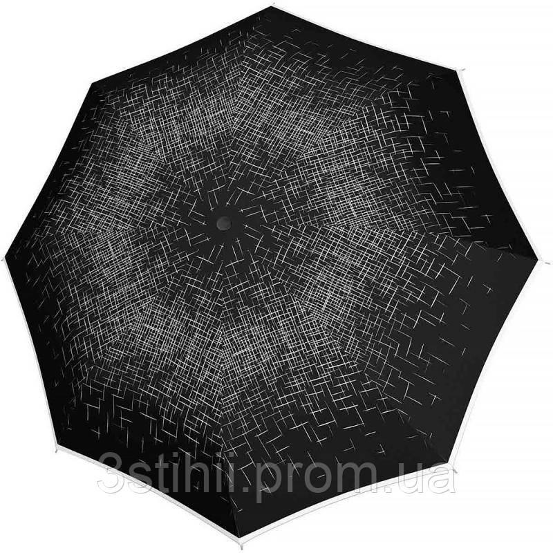 Зонт складной Doppler Carbonsteel 744865P01 автомат Черный