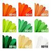 Бумажные помпоны для декора 30см (фиалковый 0004), фото 2