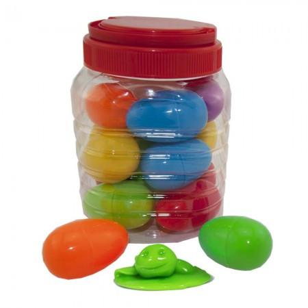Хендгам пластилин антистресс (яйцо 15г)