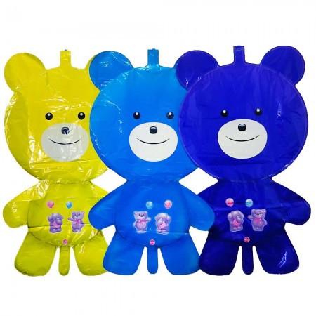 Надувной шар  в форме медвежонка