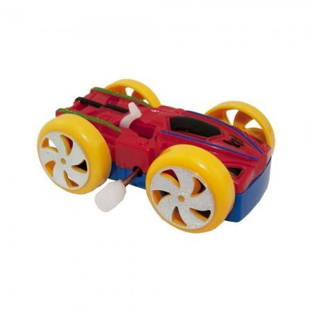 Заводная механическая игрушка для детей Перевертыш Спорткар
