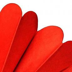Бумажные помпоны для декора 40см (красный 0007), фото 3