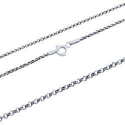 Серебряная цепочка GiftOne без камней (0102474) 400 размер