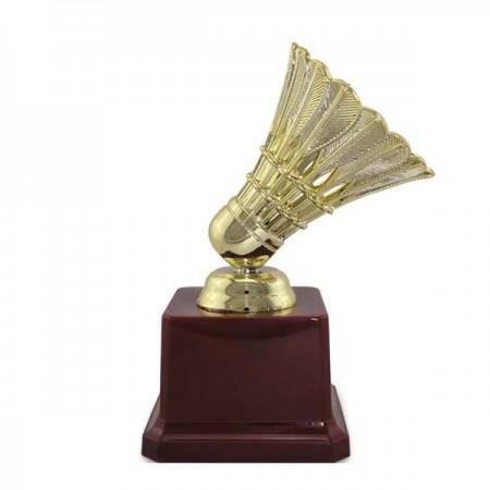 Кубок прикол пластиковый 57284 Золотой Волан, фото 2