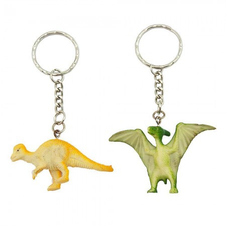 Оригинальный брелок в форме динозавра