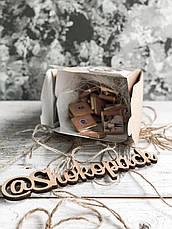 Черный шоколадный набор с фото «Хеппи моментс 40 шк», фото 3