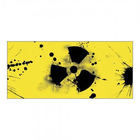 Кружка с крутым принтом 65604 Радиация, фото 2