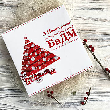 Шоколадный набор с лого ''Преміум 9'' Корпоративные подарки, Подарки с логотипом, Сувенир с лого, фото 2