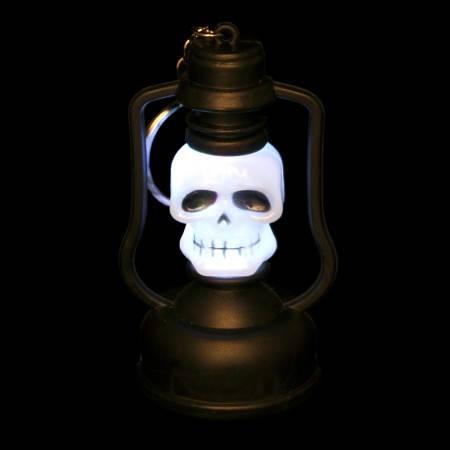Оригинальный брелок хэллоуин в форме лампы Череп, фото 2