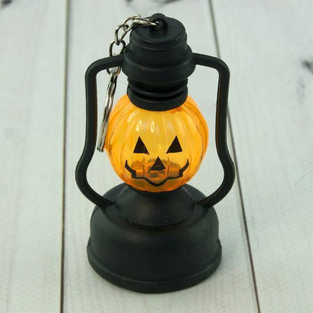 Оригинальный брелок хэллоуин в форме лампы Тыква, фото 2