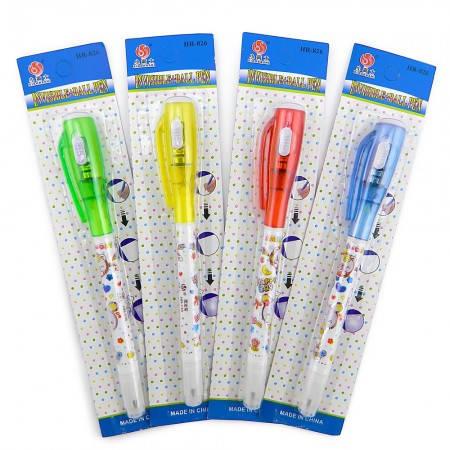 Ручка с невидимыми чернилами шпионская+писать, фото 2