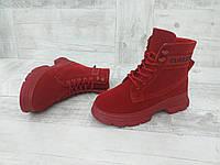 Женские Спортивные Ботинки на меху в 2-х цветах