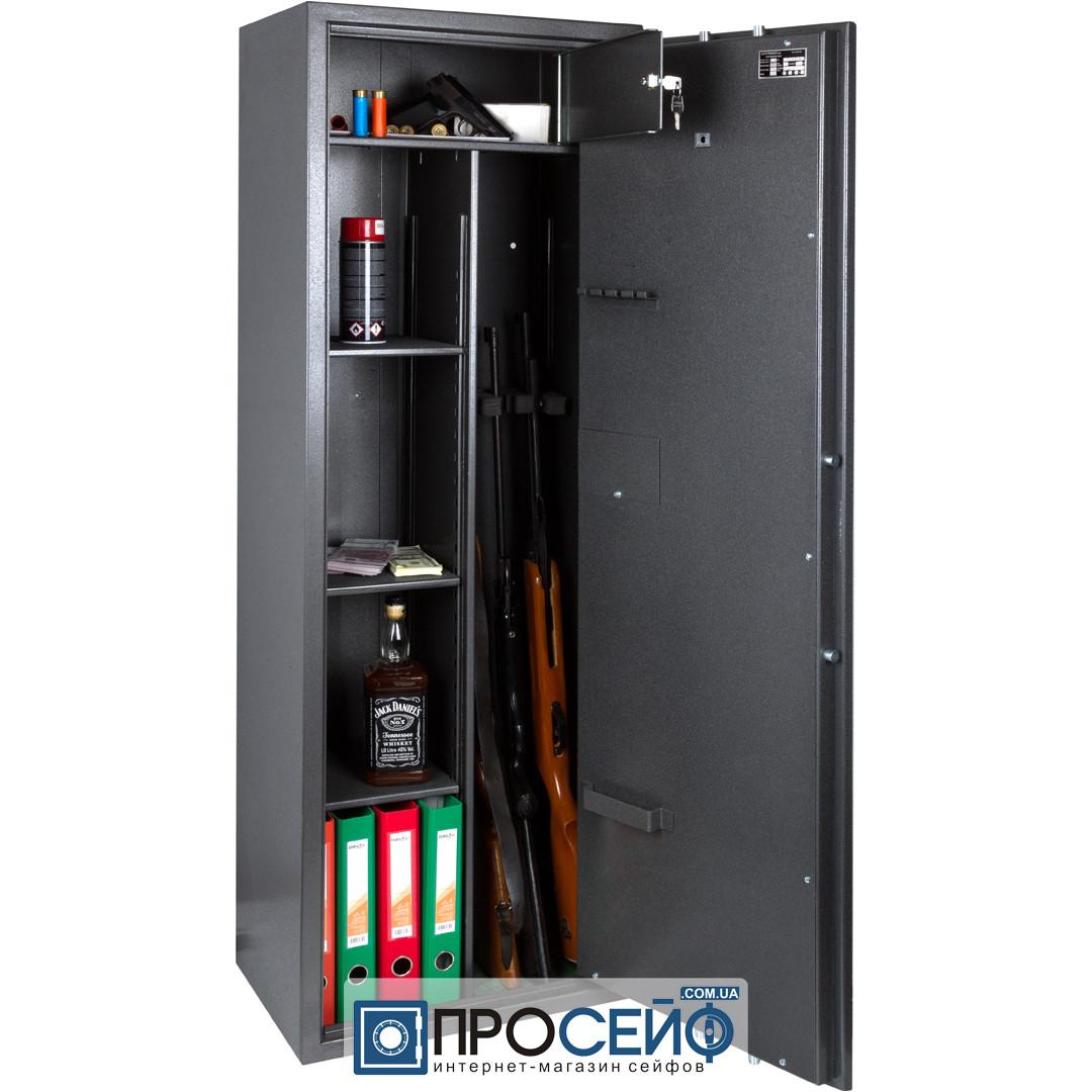 Збройовий сейф Safetronics IVETA 5PE-M/K3