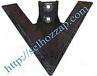 Лапа КПЕ стрілчаста 410 мм (бор)