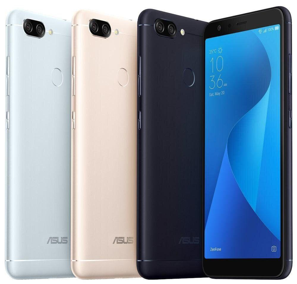 Смартфон Asus ZenFone Max Plus M1 4/64GB