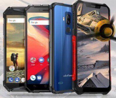 Смартфон UleFone Armor X2 2/16GB NFC, фото 2