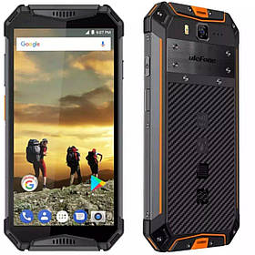 Смартфон UleFone Armor 3WT 6/64GB Рация NFC