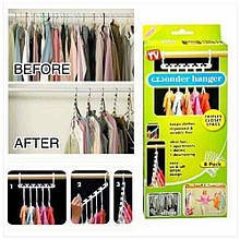 Чудо вешалка Triples closet wonder hanger