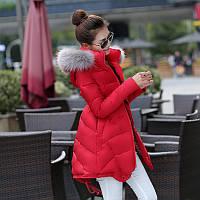 Куртка Piazza с капюшоном. Три модных цвета. Красный, L