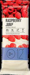 Протеиновый вафельный батончик О12 Малина+Йогурт в Белом Шоколаде (65 грамм)