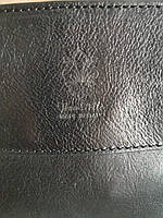 Vera Pelle made in Italy Супер женская кожаная сумка черная дорожная, фото 8