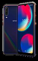 """Смартфон Wiko View4 3/64Gb 6.52"""" 5000мАч Cosmic Blue"""