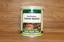 Тверде масло для палубної дошки, Decking Oil HD, Borma Wachs, Exteriors Line, 30%gloss, Прозоре, 20 літрів