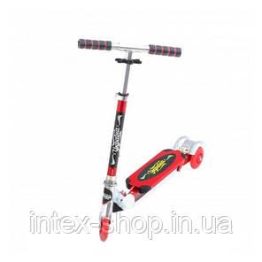Детский трехколесный самокат Profi JR 3-010, фото 2