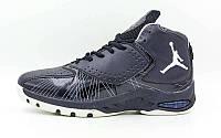 Кроссовки баскетбольные Jordan OB-935B-2 размер 36-40 черный-белый