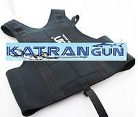 Разгрузочный жилет для подводной охоты Sargan Броник Black
