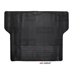 Коврик в багажник резиновий чорний Elegant Plus EL 215019