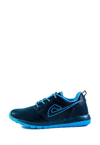 Кроссовки женские Demax B3310-2 синие (36), фото 2
