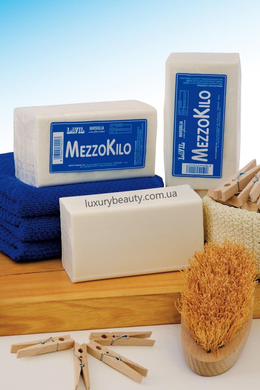 Nesti Dante MezzoKilo итальянское хозяйственное мыло 500 гр.