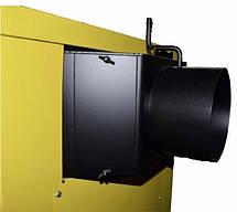Универсальный твердотопливный котел КRONAS UNIC-P 150 кВт площадь обогрева помещения до 1500 м2/ Кронас Уник P, фото 3