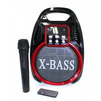 Акустическая система Golon RX-820BT Bluetooth Black-Red (004215)