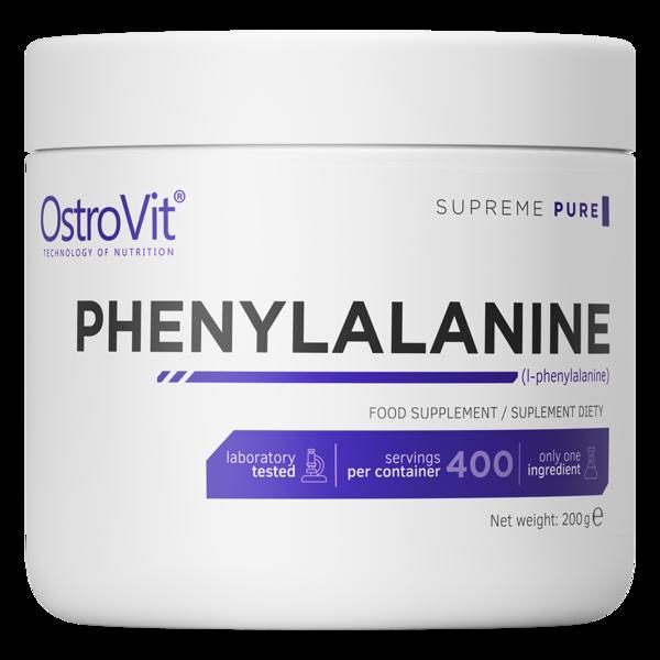 Фенілаланін Phenylalanine OstroVit 200 г