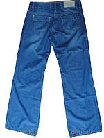 Женские джинсы клеш от коленаOM 9908-1038
