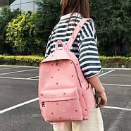 Набір жіночий рюкзак шкільний 4 предмета, фото 2