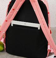 Набір жіночий рюкзак шкільний 4 предмета, фото 4