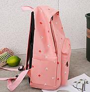 Набір жіночий рюкзак шкільний 4 предмета, фото 6