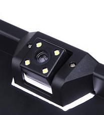 Рамка номера с камерой заднего вида HD-105, фото 3