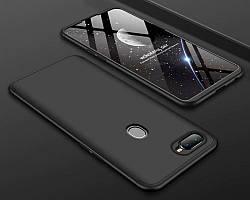 Чехол Full Cover 4D для Oppo AX7