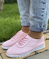 Кроссовки женские 8 пар в ящике розового цвета 37-41, фото 3