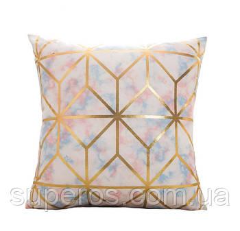 Декоративна подушка (наволочка) Колекція Enjoy every moment