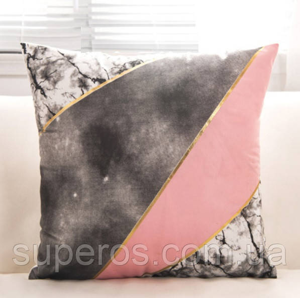 Декоративная подушка (наволочка) Коллекция Enjoy every moment