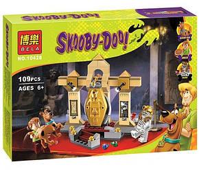 Конструктор серии Bela 10428  Аналог LEGO Scooby-Doo Тайна музея Мумий 75900