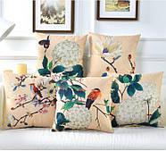 Декоративная подушка (наволочка) Коллекция Японский сад, фото 2
