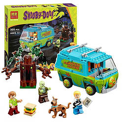 Конструктор серии Bela 10430 Аналог lego Scooby-Doo Мистическая машина 75902