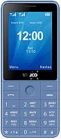 Мобильный телефон Verico Qin S282 Dual Sim Blue (4713095606755), 2.4 (320x240) TN / клавиатурный моноблок / Spreadtrum SC6531E / ОЗУ 32 МБ / 32 МБ